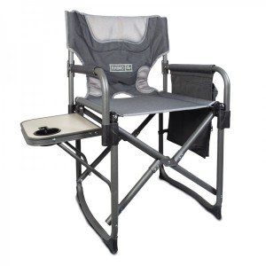 Companion Rhino Quick Folding Directors chair with table